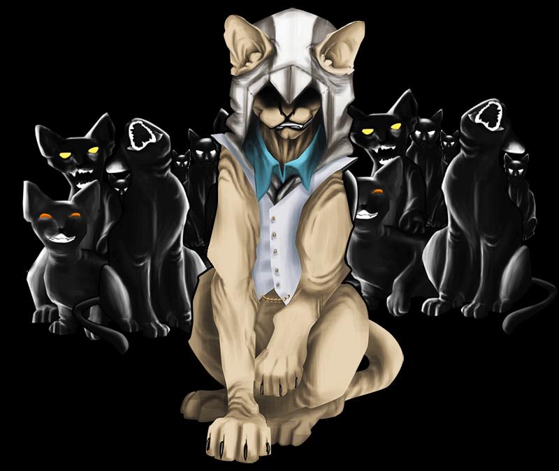 Cattaïr and the Catsuki